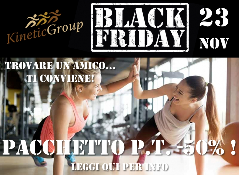 23 novembre Black Friday